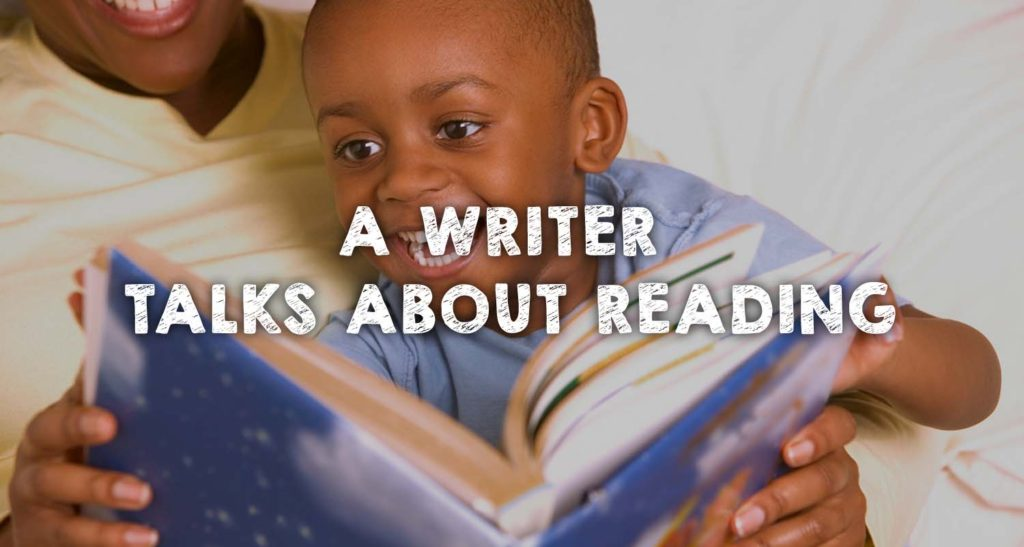 A Writer Talks About Reading