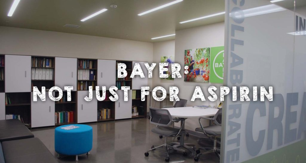 Bayer: Not Just for Aspirin